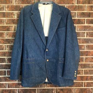 Vintage LP Levi's Panatela Sportswear Blazer
